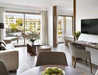 Zafiro Palace suite