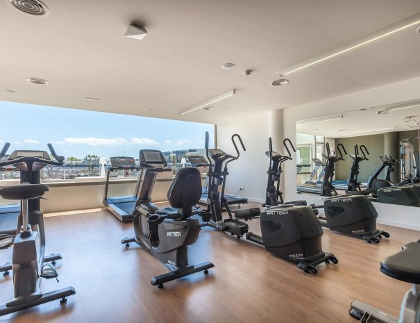 Zafiro hotel gym