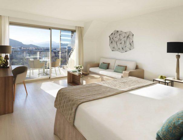 Zafiro hotel suite